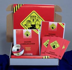 Hazard Communication in Healthcare Facilities Regulatory Compliance Kit