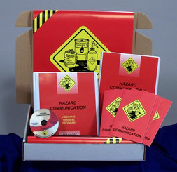 Hazard Communication in Industrial Facilities Regulatory Compliance Kit