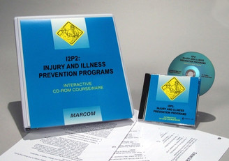 I2P2: Injury and Illness Prevention Programs CD-ROM Course