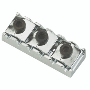 """Authentic locking nut for German-made Original and Pro Tremolo Systems. Width 41.3mm; Radius 10"""""""