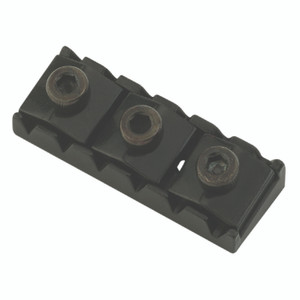 """Authentic locking nut for German-made Original and Pro Tremolo Systems. Width 42.85mm; Radius 10"""""""