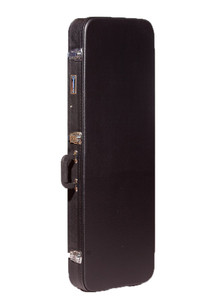 Freestyle Case Co Hard-Shell Wood Case for Electric Guitars