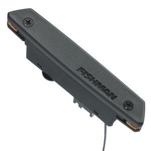 """<p>FISHMAN RARE EARTH HUMBUCKING SOUNDHOLE PICKUP</p> <p>The Rare Earth Humbucking pickup has been carefully re-voiced and fine-tuned to offer an even smoother treble response than their popular, category-defining predecessors.</p> <p>Equipped with cutting-edge neodymium magnets, the new Rare Earth pickups offer a warmer, more natural acoustic tone, along with exceptional accuracy and increased musicality.</p> <p></p> <table class=""""productinfo""""> <tbody> <tr> <td class=""""infotitle"""">FEATURES & INFO</td> </tr> <tr> <td> <p><span class=""""strong"""">Model Number:</span>PRO-REP-102</p> </td> </tr> <tr> <td> <p>Warm and full humbucking sound</p> </td> </tr> <tr> <td> <p>Re-voiced and fine-tuned for smoother treble response and a warmer, more natural acoustic tone</p> </td> </tr> <tr> <td> <p>Active electronics and neodymium magnet structure for exceptional string balance and sparkling acoustic clarity</p> </td> </tr> <tr> <td> <p>Miniature batteries mount conveniently on the underside of the pickup (batteries included)</p> </td> </tr> <tr> <td> <p>Low-current design of the preamp allows up to 300 hours between battery changes</p> </td> </tr> <tr> <td> <p>Newly designed mounting system and ergonomic body shape</p> </td> </tr> <tr> <td> <p>Pre-wired output jack can also be endpin-mounted</p> </td> </tr> <tr> <td> <p>Easy installation with no alteration, plug-and-play right out of the box</p> </td> </tr> </tbody> </table>"""