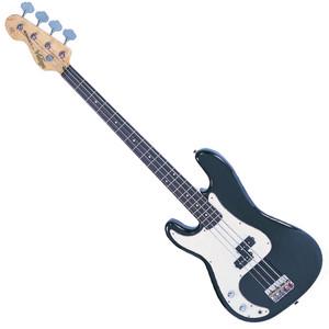"<p><span>The Vintage V4 bass with the classic 'split coil' pickup design, powered by Alnico V magnets for maximum low end tone, is very much in keeping with the authentic looks and feel of this style of versatile and capable left hand bass guitar. In Boulevard Black.</span></p> <ul> <li>Body: Eastern Poplar</li> <li>Neck: Hard Maple – Bolt On</li> <li>Scale: 34""/864mm</li> <li>Frets: 20</li> <li>Neck Inlays: Pearloid Dot</li> <li>Tuners: Wilkinson® WJBL200</li> <li>Bridge: Adjustable</li> <li>Pickups: Wilkinson® BP x 1 (M) WBP</li> <li>Hardware: ChromeControls: 1 Volume/ 1 Tone</li> </ul> <p><span>So good, it should become the industry standard....</span></p> <p><span><span></span></span></p>"