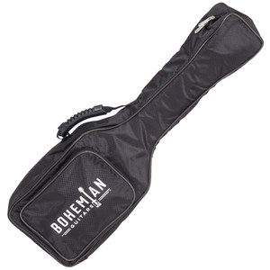 <p>BOHEMIAN UKULELE GIG BAG - BLACK</p> <p> </p> <p> </p> <h3>Specifications:</h3> <p>Protect your Bohemian Uke with this gig bag made specifically for your Boho.</p> <ul> <li>External pocket</li> <li>Black Exterior</li> <li>Black Stitching</li> <li>Black Piping</li> <li>Black molded handle</li> <li>Black and White Rubber logo</li> </ul>