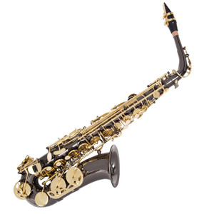 <div> <div> <div>Accuracy and fluidity are the hallmarks of the Odyssey Premiere saxophone range.</div> <div>With a glorious purity of tone and ability to create an 'edge', this range is suitable for a broad selection of genres.</div> <div> </div> <div>With professional features such as Italian pads and springs and high quality body and key work, and complemented by high class cosmetics including a clear lacquer finish and decorative engravings, Premiere saxophones are a natural lead in to accomplishment.</div> <br />OAS700BLK – Black nickel-plated finish with gold plated key work.</div> <br /><strong>Specification</strong></div> <div>• Eb with high F#</div> <div>• Mouthpiece and cap</div> <div>• BG – L12SR Super Revelation Ligature</div> <div>• Quality Italian pads & springs</div> <div>• Rose brass body, bell & neck</div> <div>• Lacquer finish</div> <div>• Supplied with Vandoren reed</div> <div>• Zero-gravity 'back pack' hard foam case</div> <div>• Canvas covered, plush lined with shoulder straps</div> <div>• Accessories: Gloves, cleaning cloth, cork grease, neck sling</div>