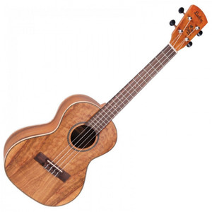 "<p>VINTAGE LAKA SERIES TENOR ACOUSTIC UKULELE - SOLID KOA</p> <table id=""product-attribute-specs-table"" class=""data-table""> <tbody> <tr class=""first odd""><th class=""label"">Colour</th> <td class=""data last"">Koa Open Pore Satin</td> </tr> <tr class=""even""><th class=""label"">Top</th> <td class=""data last"">Solid koa</td> </tr> <tr class=""odd""><th class=""label"">Machine Heads</th> <td class=""data last"">Grover</td> </tr> <tr class=""even""><th class=""label"">Bridge</th> <td class=""data last"">Rosewood</td> </tr> <tr class=""last odd""><th class=""label"">Strings</th> <td class=""data last"">Aquila</td> </tr> </tbody> </table>"