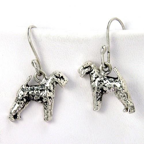 Airedale Terrier Earrings
