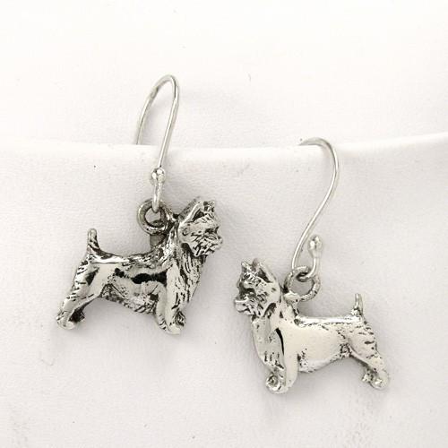 Australian Terrier Earrings