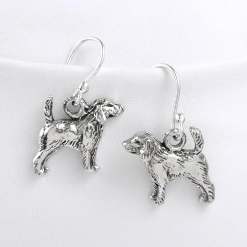 Beagle Hound Earrings