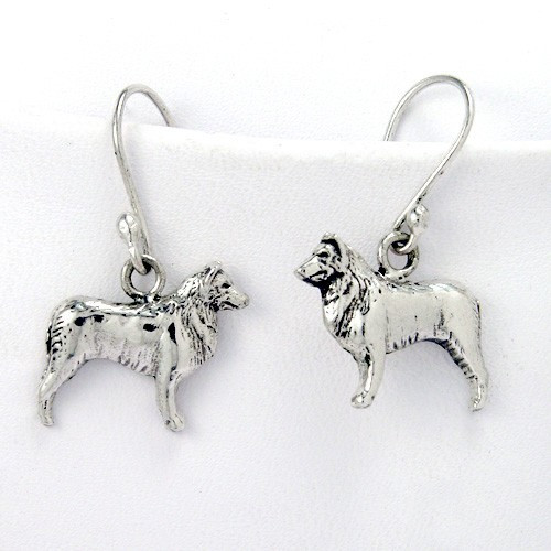 Belgian Tervuren Earrings