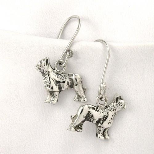 Briard Earrings