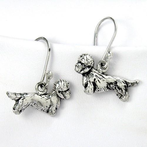 Dandie Dinmont Terrier Earrings