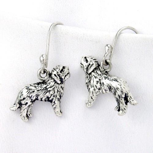 Goldendoodle Earrings