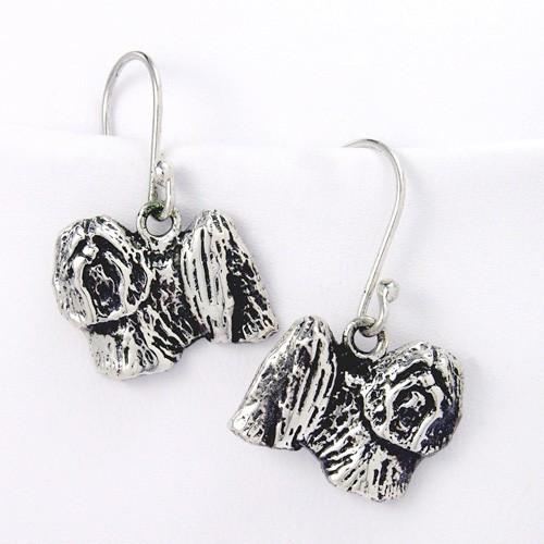 Lhasa Apso Earrings