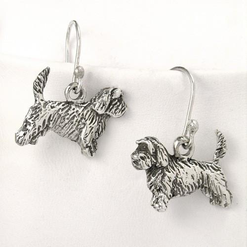Petit Basset Griffon Vendeen Earrings