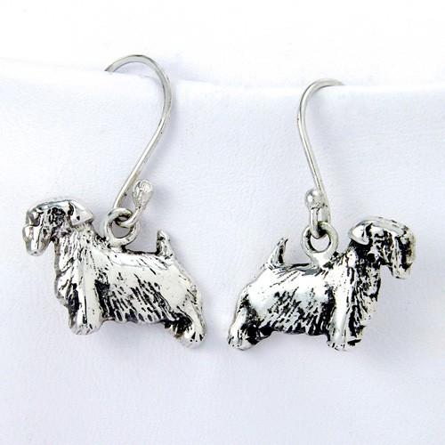 Sealyham Terrier Earrings