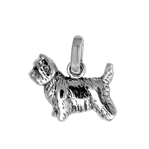 Cairn Terrier Medium Charm