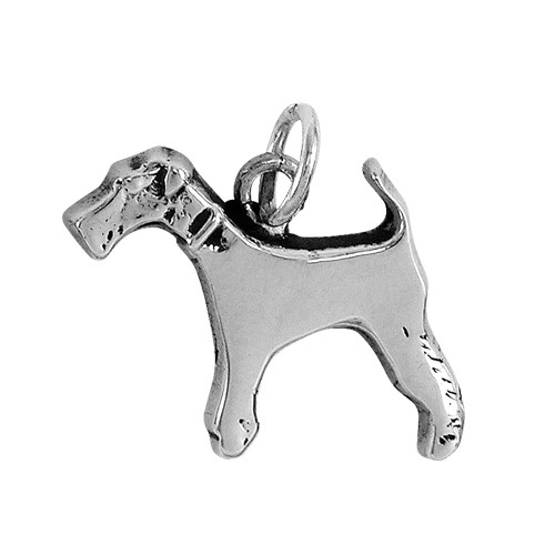 Wire Fox Terrier Small Charm