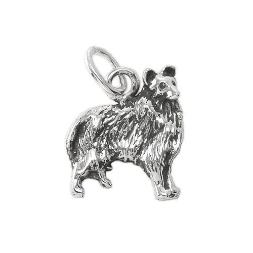 Collie Small Charm