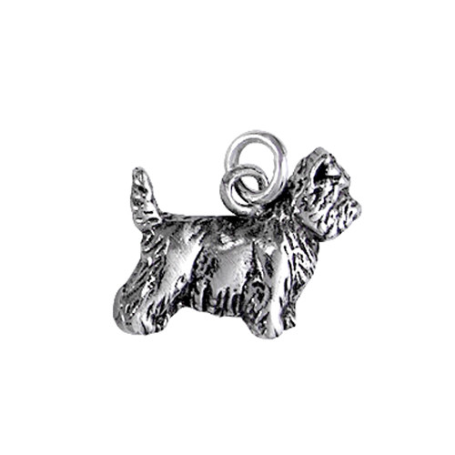 Cairn Terrier Small Charm