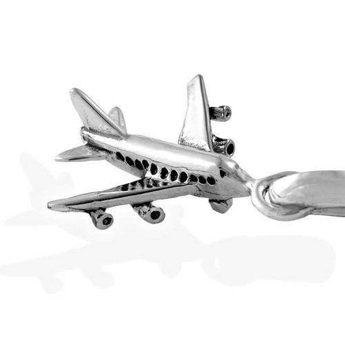 Airplane Charm