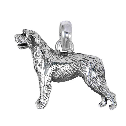 Irish Wolfhound Large Charm