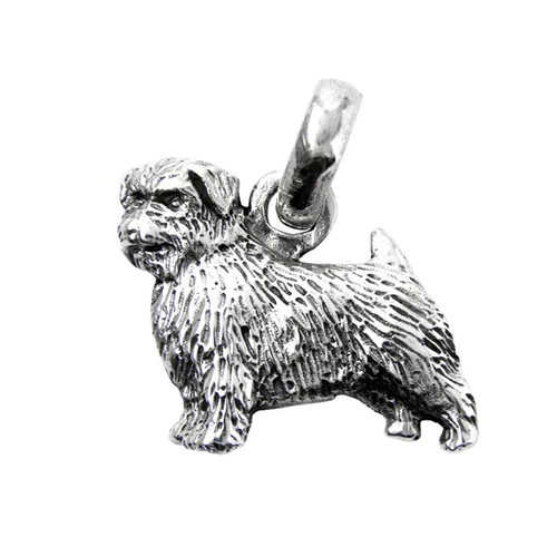 Norfolk Terrier Large Charm