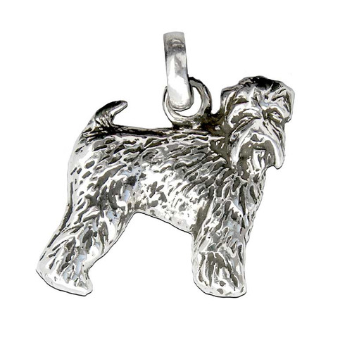 Wheaten Terrier Large Charm