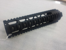 "10"" AR-15 slim free floating quad rail"