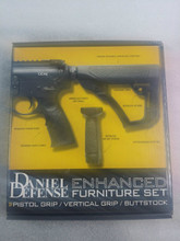 Daniel Defense Enhanced Furniture Pistol Grip/Vertical Grip/Buttstock