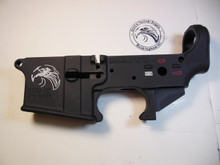 Scotts Tactical AR15/M4  lower (painted logo)
