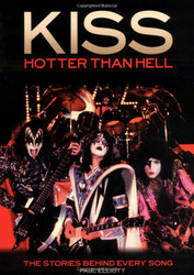 KISS Book - KISS Hotter Than Hell