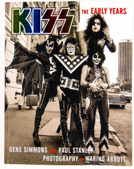 KISS Book - KISS The Early Years