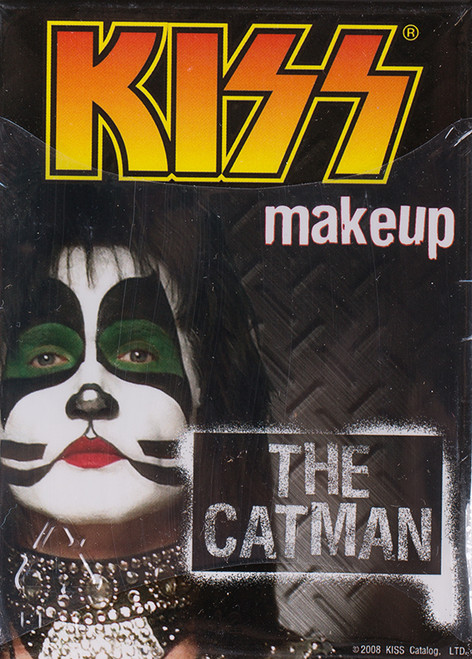 Kiss Makeup Kit Catman Kiss Museum