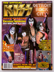 KISS Magazine - Detroit Rock City
