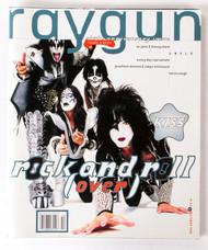 KISS Magazine - Raygun 1998 w/poster