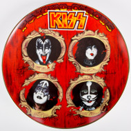 KISS Plate - Psycho Circus