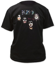 KISS T-Shirt - First Album '74