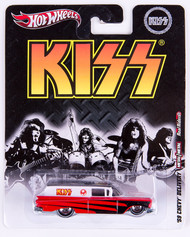 KISS Car - Hotwheels '59 Chevy Delivery