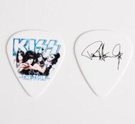 KISS Guitar Pick - The Tour, group photo Paul