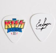 KISS Guitar Pick - KISS Kruise III, Eric