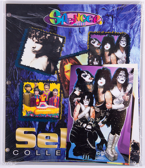 Spencer Gifts KISS Industry Catalog Inserts And Postcard
