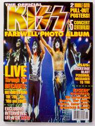 KISS Magazine - Farewell Photo Album