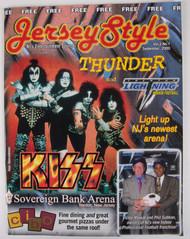 KISS Magazine - Jersey Style, September 2000