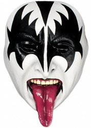KISS Half-Mask - Gene Simmons