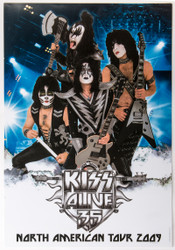 KISS Poster -  North American Tour 2009