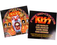 KISS Album Flat - KISS Psycho Circus