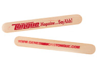 Gene Simmons Promo Tongue Depressor