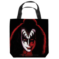 KISS Tote Bag - Gene Solo